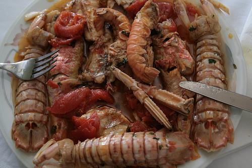 Vacanze in Abruzzo - Il Brodetto di Pesce - piatto tipico di Tortoreto