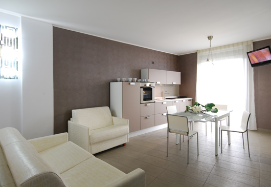 Appartamento Apollo - Clicca sulla foto per visionare l'appartamento in REAL TOUR