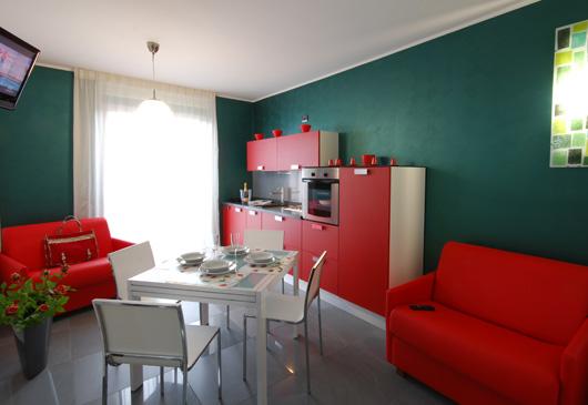 Appartamento Poseidone - Clicca sulla foto per visionare l'appartamento in REAL TOUR