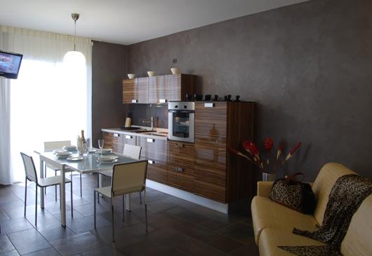 Appartamento Zeus - Clicca sulla foto per visionare l'appartamento in REAL TOUR
