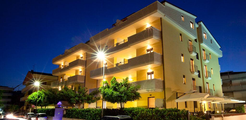 Residence Case Vacanze Abruzzo Tortoreto Alba Adriatica